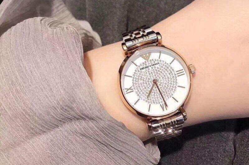 點評Armani手錶